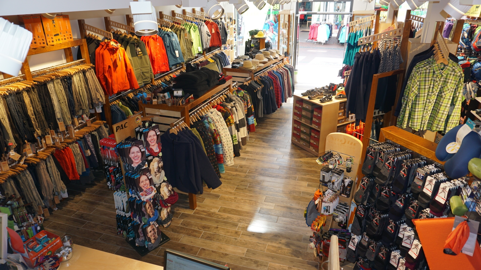 Unterwegs Jever - Unser Outdoor-Store