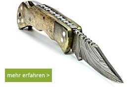 Unterwegs - Messer, Werkzeuge