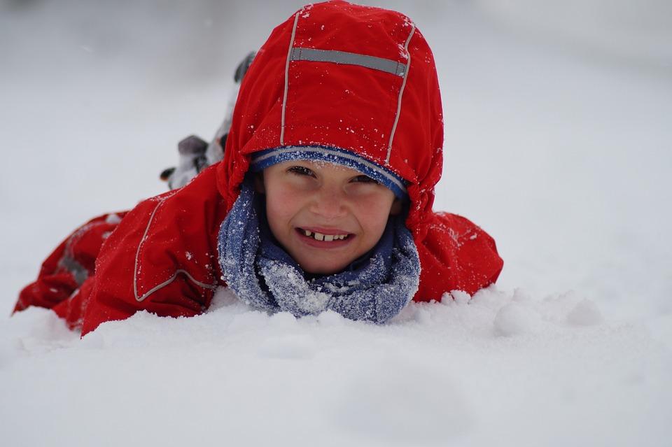 Kinderbetreuung in Jever vor Weihnachten