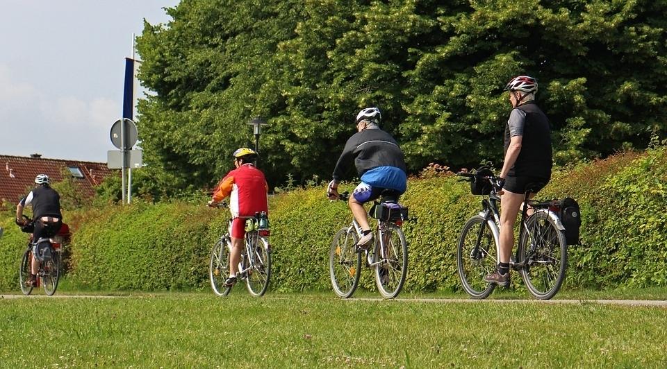 Wind- und Wetterradler Jever 2018 Fahrradtouren